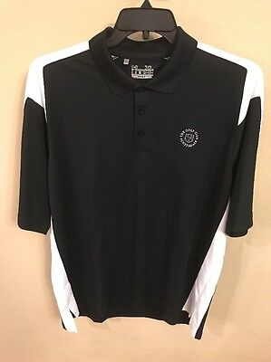 Under Armour Mens Polo Loose Fit  Heat Gear  From Golf Club Of Scottsdale NWOT