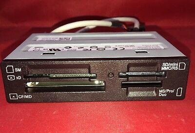 NS02 NEW Dell 19-IN-1 Media /& Flash Card Reader//Cable  W816M FXYPG N9MCG