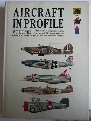 Aircraft in Profile Volume 5