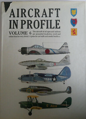 Aircraft in Profile Volume 6