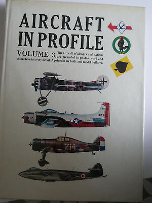Aircraft in Profile Volume 3
