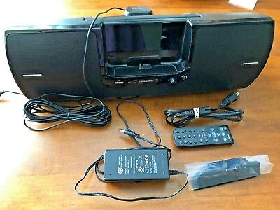 Sirius XM Portable Speaker Dock***Excellent Preowned Condition
