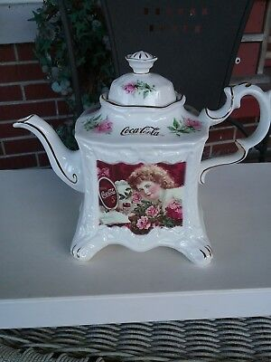 Coca Cola Teapot Limited Edition 444 Of 5000