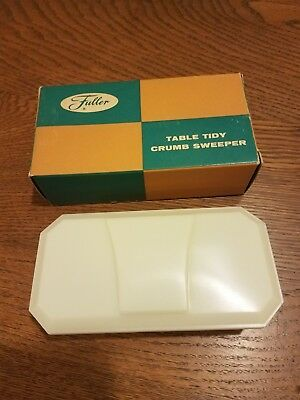 Vintage Fuller Brush Table Tidy Crumb Sweeper #470 With Box
