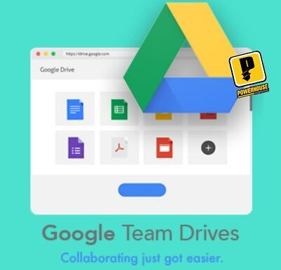 Drive Unlimited storage on your gdrive by 1+1  free on your existing acc