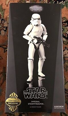 "Sideshow Star Wars Stormtrooper 12"" Exclusive"