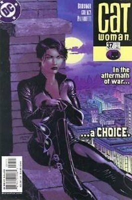Catwoman (Vol 2) # 37 Near Mint (NM) DC Comics MODERN AGE
