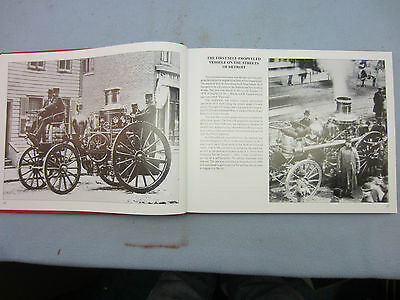 Detroit Fire Department Apparatus History - 1805 to 2000, Seagrave, Ahrens-Fox,