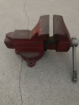 Vintage Craftsman Machinist Bench-Vise 391-5188