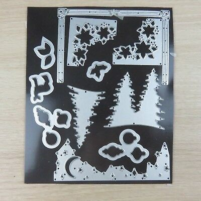 Stampin' Up! Card Front Builder Thinlits Dies