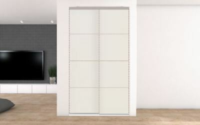 2 Sliding Wardrobe doors. Opening up to 1499mm. 40 options from £226.30 inc del.