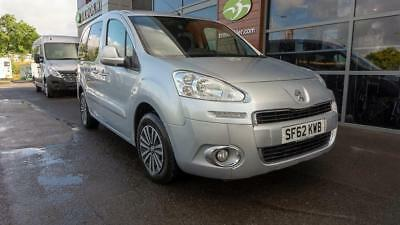 Peugeot Partner 1.6HDi Wheelchair Access Vehicle
