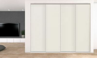 4 Sliding Wardrobe doors. Opening up to 2973mm. 40 options from £452.60 inc del.