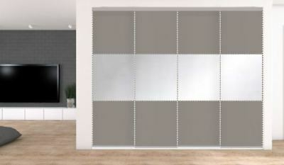 4 Sliding Wardrobe doors. Opening up to 2973mm. 32 options from £527 inc del.