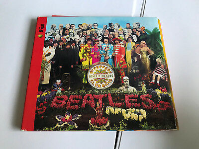 The Beatles - Sgt. Pepper's Lonely Hearts Club Band CD 094638241928