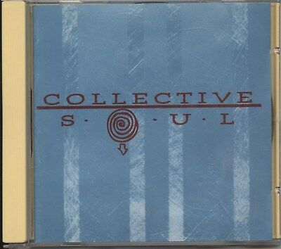 Collective Soul - Collective Soul (CD Album)
