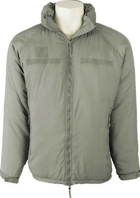 USGI ECWCS Gen III Primaloft Level 7 Parka Jacket Urban Grey Mens Medium Regular