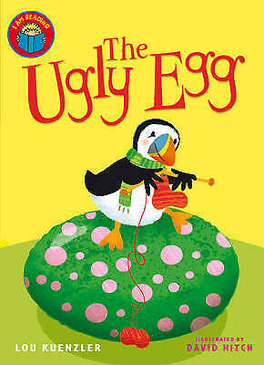 I am Reading: The Ugly Egg by Lou Kuenzler (Paperback) Book