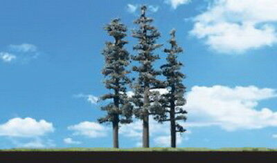 Woodland Scenics TR3561 Standing Timber Trees 4? ? 6? (4)