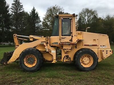 Case 621 Wheel Loader EROPS