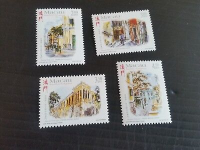 Macao 1998 Sg 1071-1074 Paintings Mnh (M)
