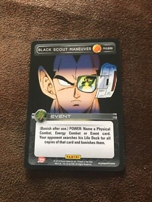 Visiting The Past U107 Dragon Ball Z 2014 DBZ Panini Near Mint