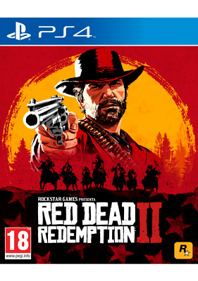 Red Dead Redemption 2 - PS4 - ITA - PREVENDITA