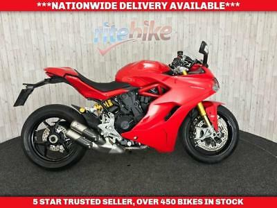 Ducati Supersport S Supersport S Abs Model Low Mileage Example 2017 17