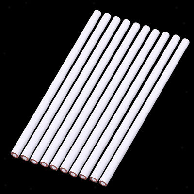 10x High Quality HB Pencil Marker Wood Paper Glass Fabric Marking Drawing