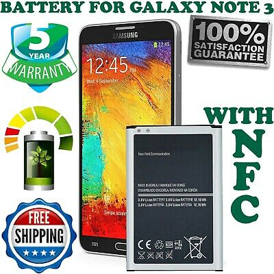 **New** Samsung Galaxy NOTE 3 NFC Replacement Battery 3200mAh