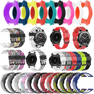 Repalcement Wristband Watch Band Strap For Samsung Gear S3 Classic /Frontier
