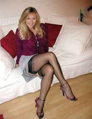 home at Amateur pantyhose