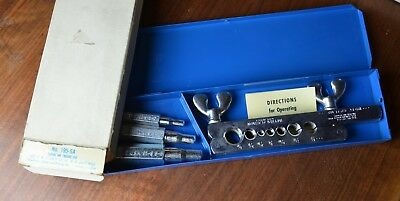 NEW Imperial Eastman Double Flaring Tool 195-SA Flaring and Swagging Tool