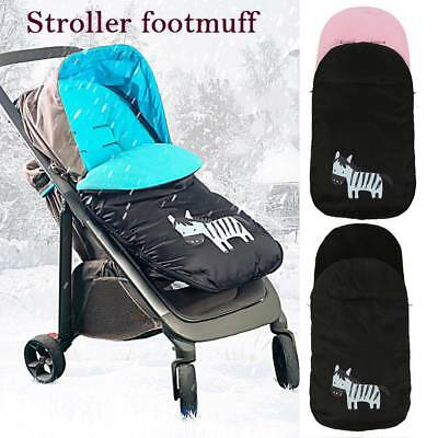 Baby Toddler Universal Footmuff Cosy Toes Apron Liner Buggy Pram Stroller US new