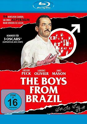 The Boys from Brazil - Special Edition # BLU-RAY-NEU
