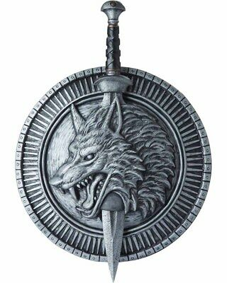 Wolf Master Shield And Sword Set One Size