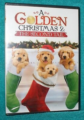 a golden christmas 2 the second tail dvd brand new never opened - A Golden Christmas 2