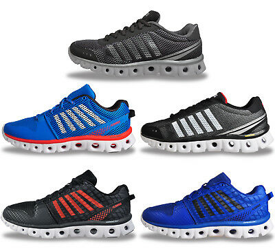 K Swiss Mens Tubes X Lite Memory Foam Running Shoes Trainer From £24.99 FREE P&P