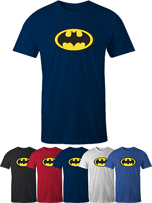 BATMAN Mens Adults T-SHIRT marvel DC Comics Super Hero Tshirt Sizes S - 5XL LOT