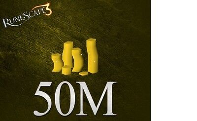 runescape 3 coins  50mil for 11 euro!