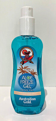 Australian Gold Aloe Freeze Gel Spray Gel 237Ml