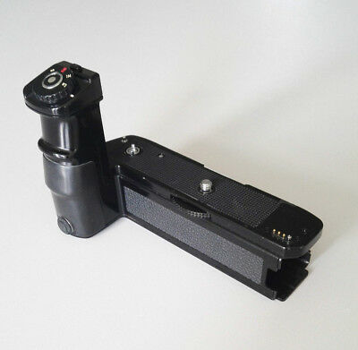 Minolta Motor-Drive 1, working, ohne Batteriefach, without Battery Chamber