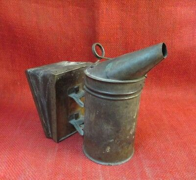 Vintage Bellows Bee Smoker
