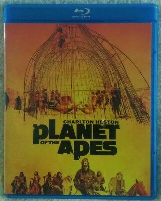 Planet of the Apes (Blu-ray Disc, 2014)