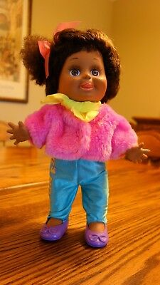 """Galoob baby face doll fashions """"PLAYIN' OUTSIDE"""""""