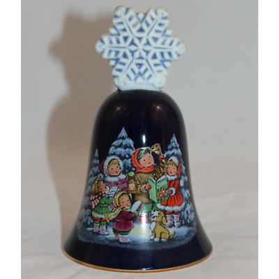 Vintage Avon Christmas 1987 Collectible Bell
