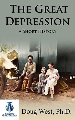 The Great Depression: A Short History - Book