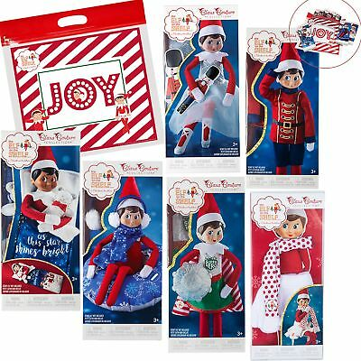 Elf on the Shelf Claus Couture All New 2018 Ultimate Scout Elf Accessories Pack,
