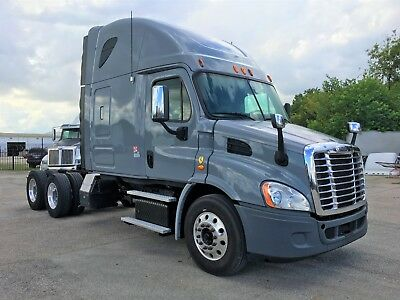 2013 Freightliner Cascadia Detroit NO RESERVE Bid Now Dont Miss Out