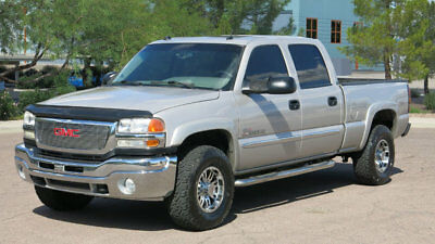 GMC Sierra 2500HD SLT DURAMAX DIESEL ALLISON TRANSMISSION LEATHER 4X ****2005 GMC 2500 SLT CREWCAB 4X4 EXTRA CLEAN DURAMAX DIESEL LEATHER BOSE ****